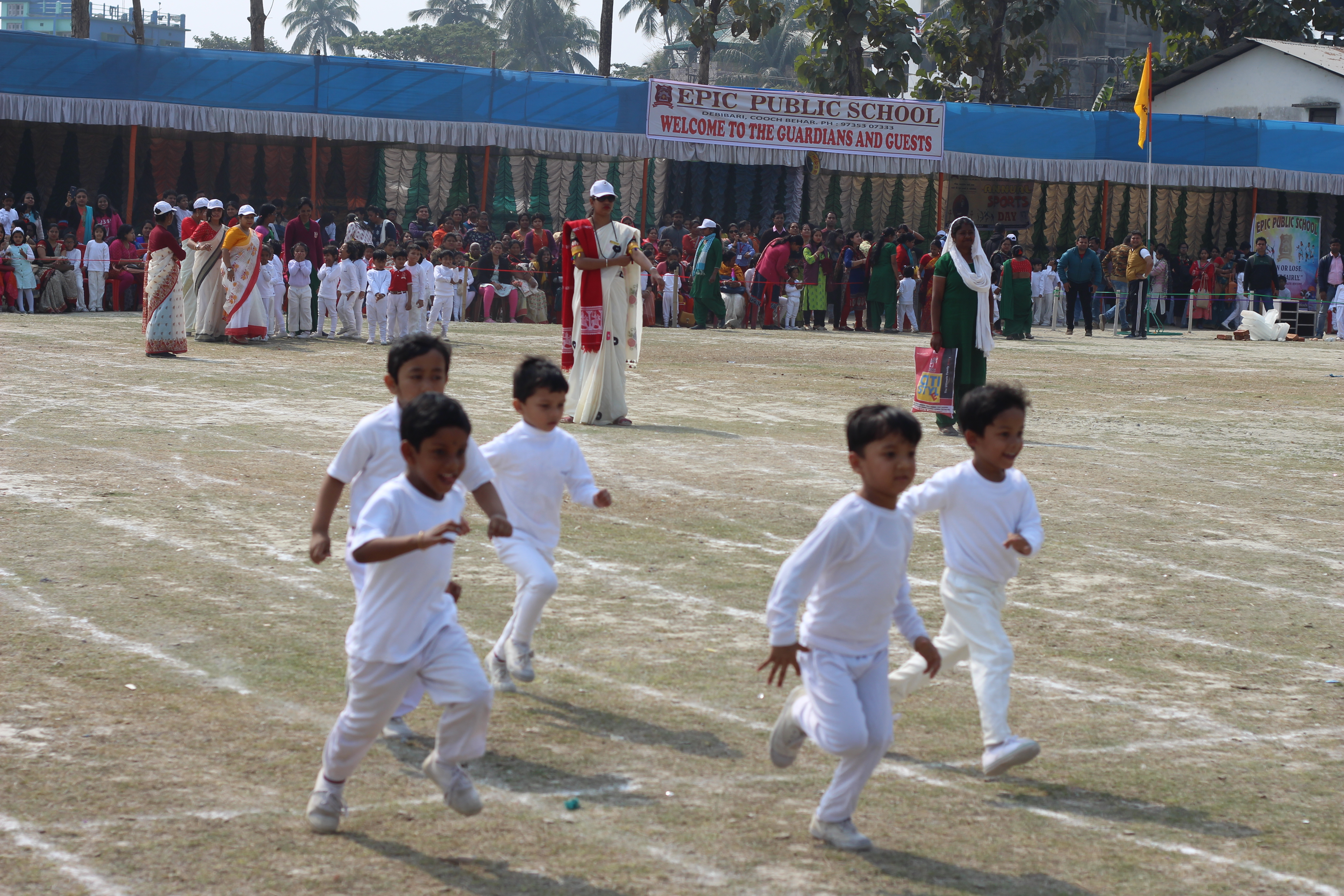 ANNUAL SPORTS DAY 8